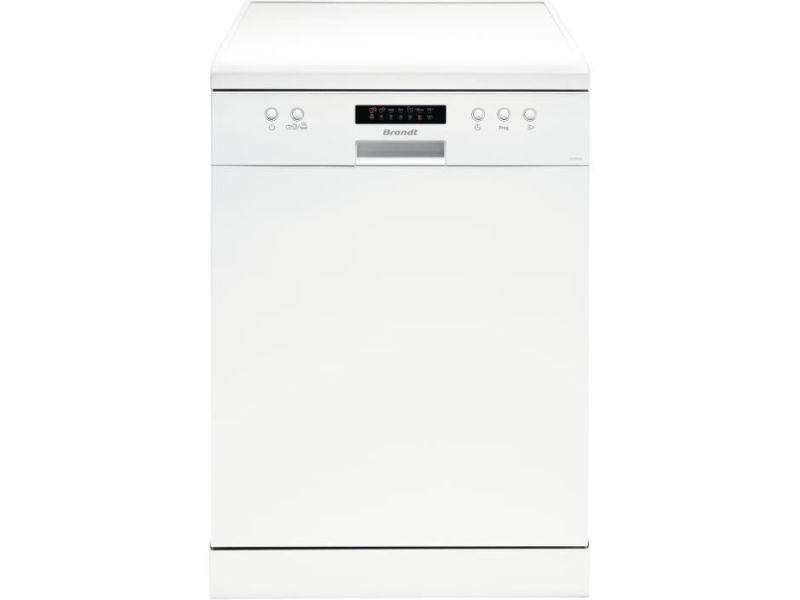 Lave-vaisselle pose libre brandt 13 couverts a++, bra3660767977112 BRA3660767977112