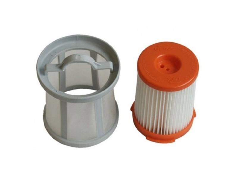 Filtre hepa cylindrique pour aspirateur zanussi