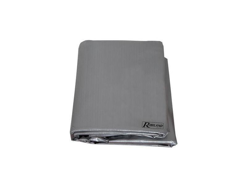 Housse 90 grammes grise pour barbecue rectangulaire 90x70xh70 cm, prh09190x70g PRH09190X70G