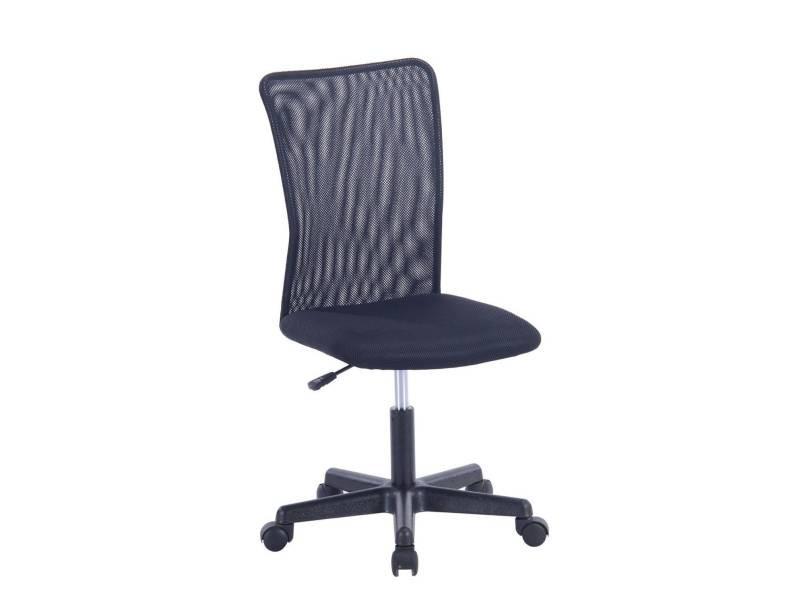 Kayelles lam chaise de bureau enfant noir lam noir vente