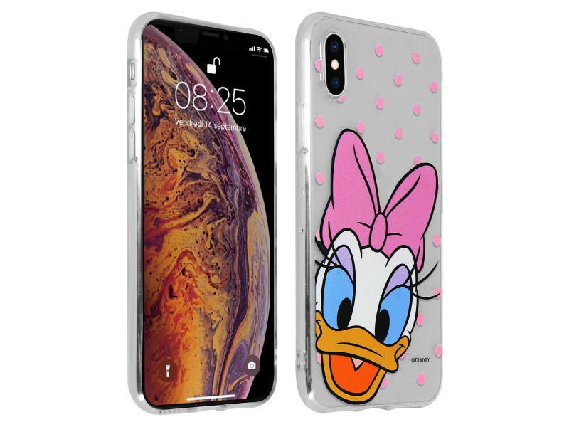 coque iphone x silicone design