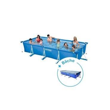 piscine tubulaire conforama