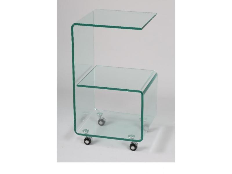 bout de canap six en verre 20100841273 vente de canap droit conforama. Black Bedroom Furniture Sets. Home Design Ideas