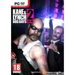 Kane  lynch 2: dog days