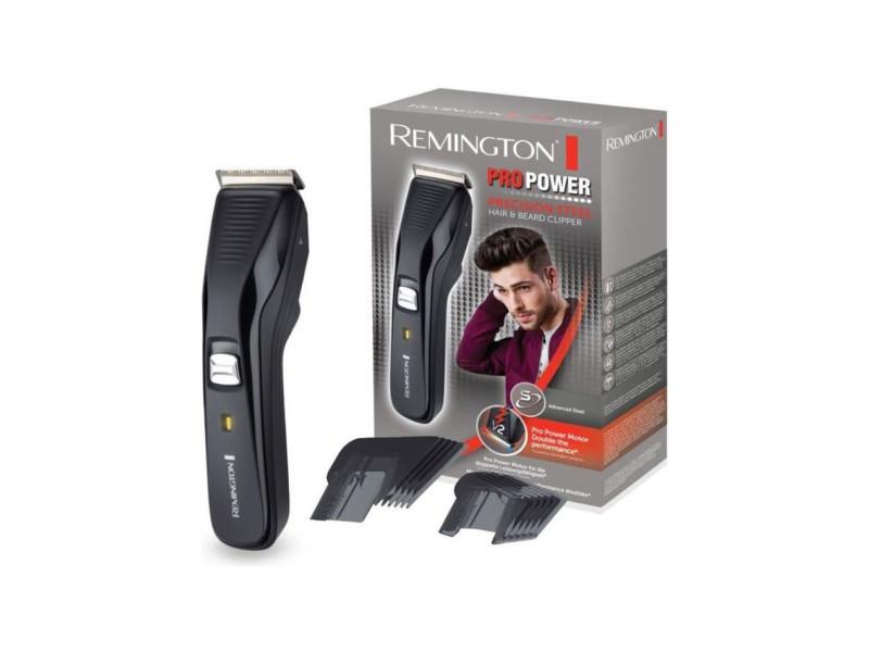 Hc5200 tondeuse cheveux pro power ajustable 16 hauteurs, lames auto-affûtées REM4008496789931