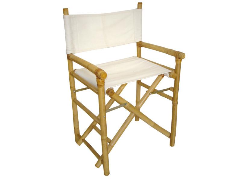 fauteuil bambou metteur en sc ne vente de aubry gaspard conforama. Black Bedroom Furniture Sets. Home Design Ideas