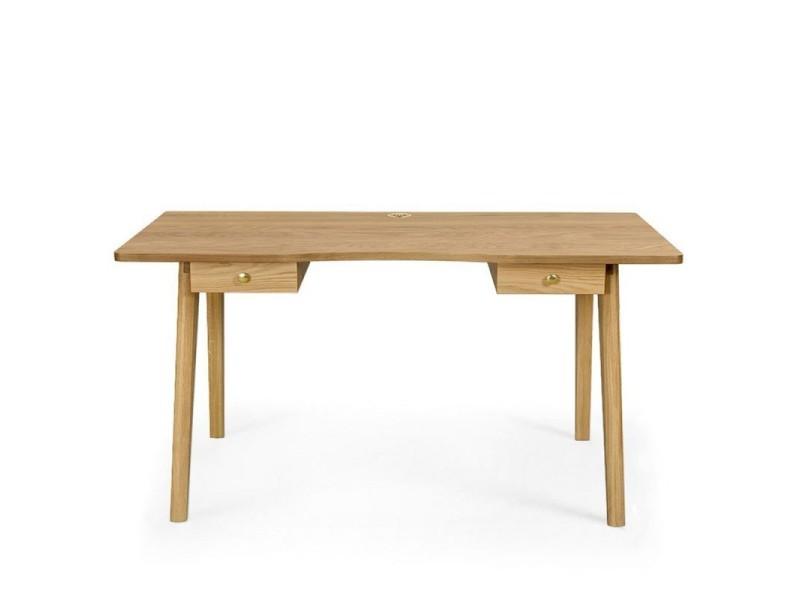 Paris prix - bureau design 2 tiroirs \