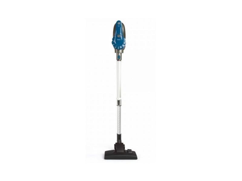 Aspirateur balai rechargeable 2en1 22.2v bleu/gris - doh121b doh121b