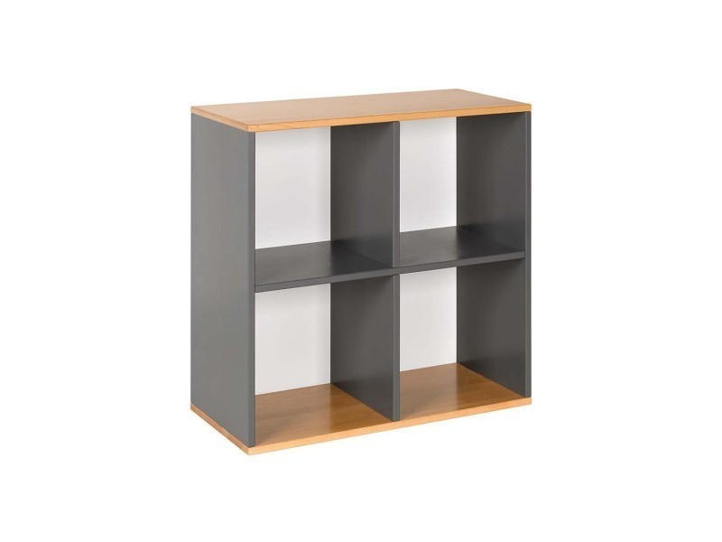Perfect meuble de rangement cases vente de ma chambre for Conforama table enfant