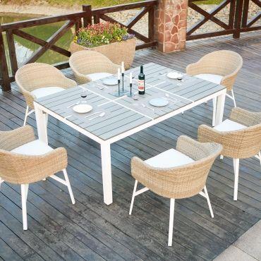 table et chaise de jardin. promo sur la table de jardin pliante ...