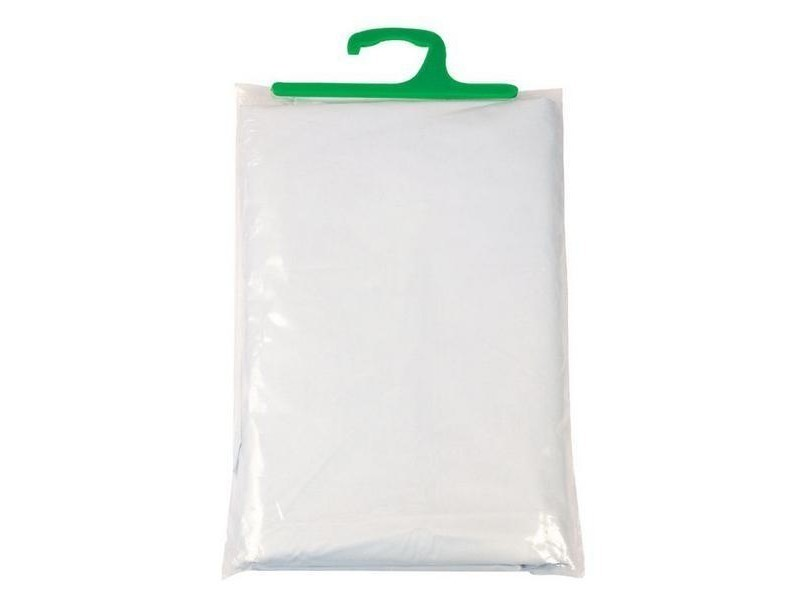 Galedo - rideau de douche pvc blanc 200 x 120 cm