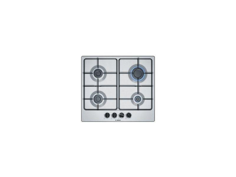 Table acier émaillé gaz 60cm inox - pgp6b5b80 pgp6b5b80