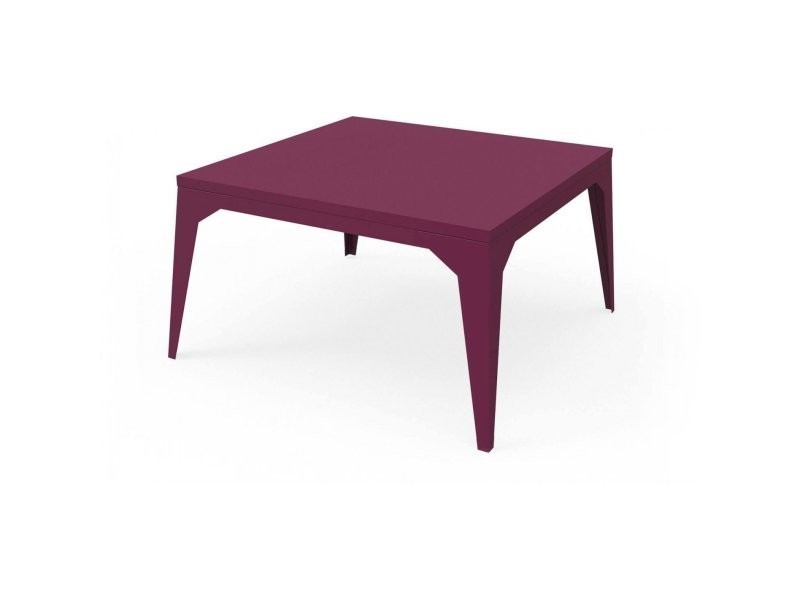 Tab cua Cuatro pru h45 Vente Table Basse car80 Violet Prune De N8vwn0mO