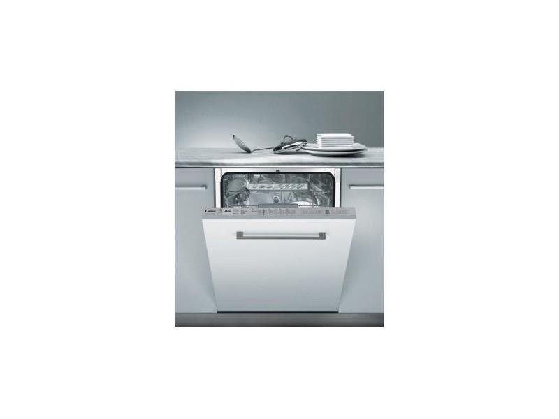 Lave-vaisselle candy cdim3t623prdf intégrable classe a 60cm