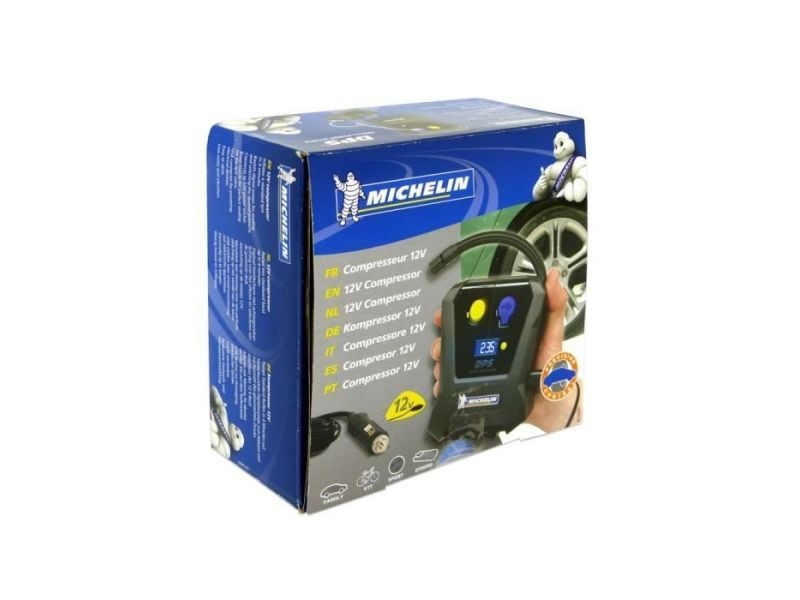Compresseur auto mini compresseur digital 12v 3.5 bars