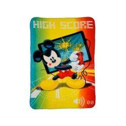 Mickey plaid couverture polaire 100 x 140 cm
