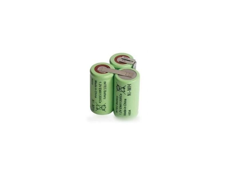 Batteries x3 pour aspirateur electrolux