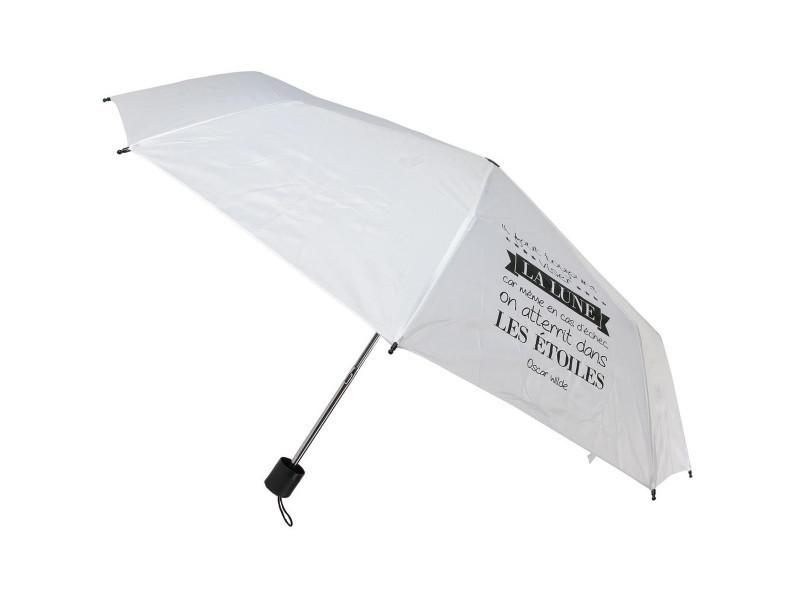 Parapluie Avec Housse De Rangement Collection Citation Viser