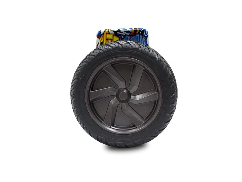 evercross challenger basic hoverboard gyropode hummer tout terrain 8 5 pouces hip hop graffitti. Black Bedroom Furniture Sets. Home Design Ideas