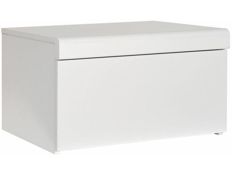 chevet pour chambre design blanc laqu233 vente de