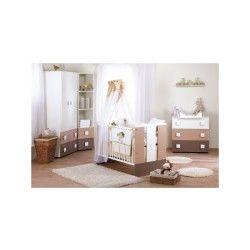 Chambre bébé paula complète