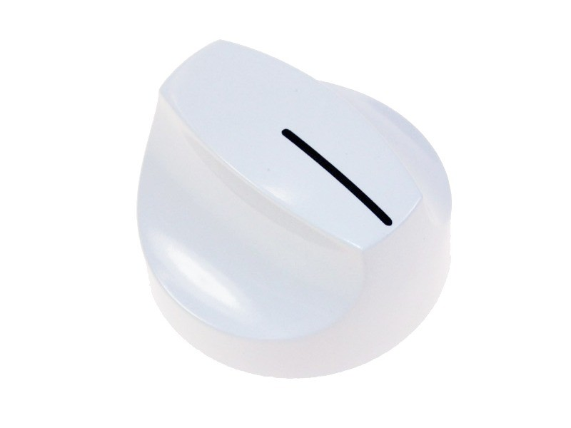 Bouton gaz blanc pour table de cuisson faure - 355030846