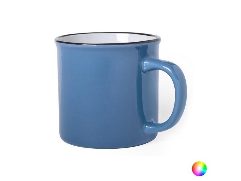 Tasses et thermos moderne couleur vert tasse vintage (300 ml) bicolore 145685