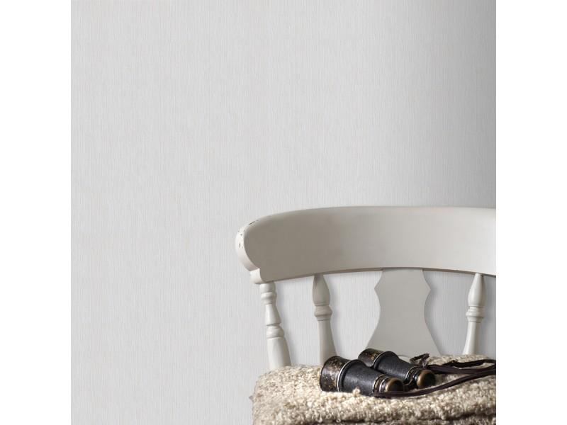 Papier peint intissé lin 1005 x 52cm crème 33-171