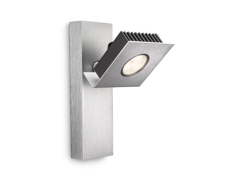 Philips - 564304816 - eclairage d'extérieur led ledino patère 7,5 w 564304816