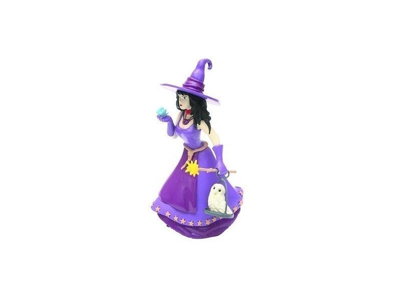 Figurine fée sorcière vente de plastoy conforama
