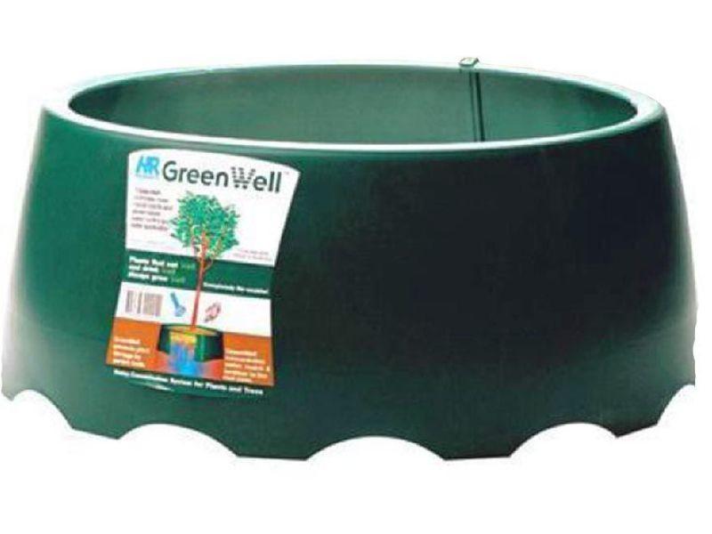 Col de rétention et de protection eau - paillage vert 50 litres