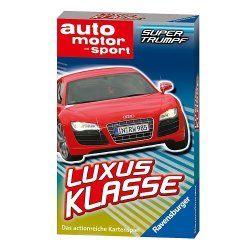 Jeu en allemand karten : luxus klasse
