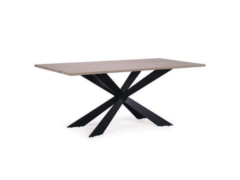 Paris prix - table de repas design bois \