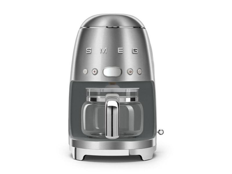 Cafetière programmable 10 tasses 1050w inox brossé - dcf02sseu dcf02sseu