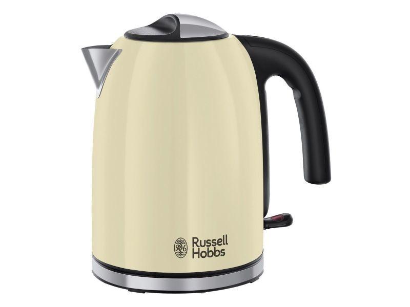 Russell hobbs bouilloire colours plus crème classique 2400 w 1,7 l RUS4008496877638