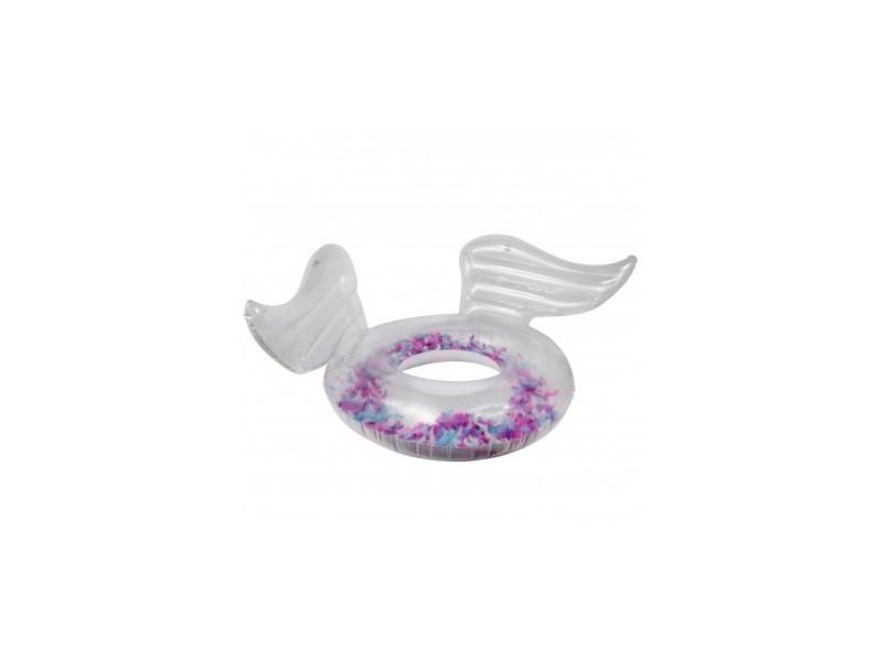 Plumes La Bouée Transparente Et De Chaise Angel Avec Ailes Vente f6yYbv7gmI