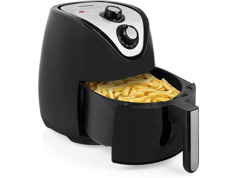 Friteuse pour frites croustillantes xxl de 4,5l noir FR-6994