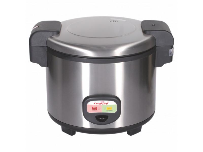 Cuiseur à riz professionnel 5,4 l - pujadas - 540 cl
