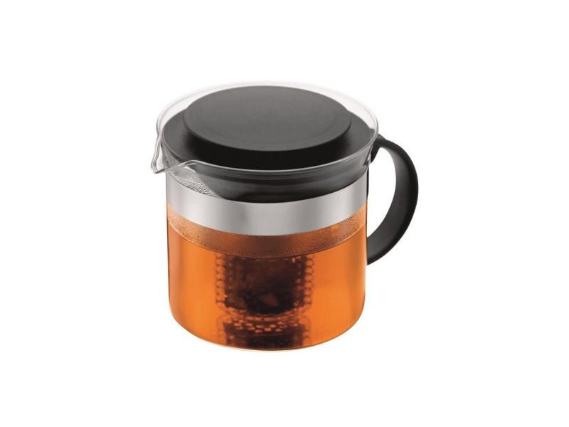 Théiere avec filtre en acrylique 1l BOD0727015120324