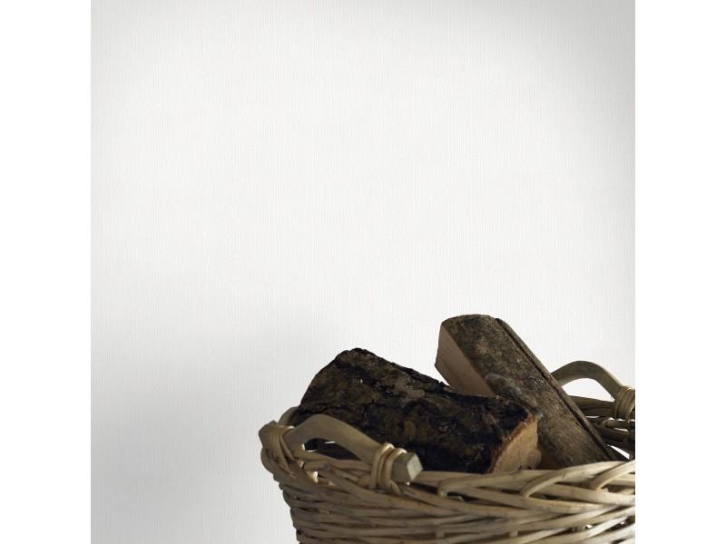 Papier peint intissé barke 1005 x 52cm blanc 100029