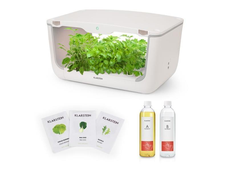 Klarstein growit farm kit de démarrage culture indoor salades 28 plantes 48w 8l Klarstein_Start_3