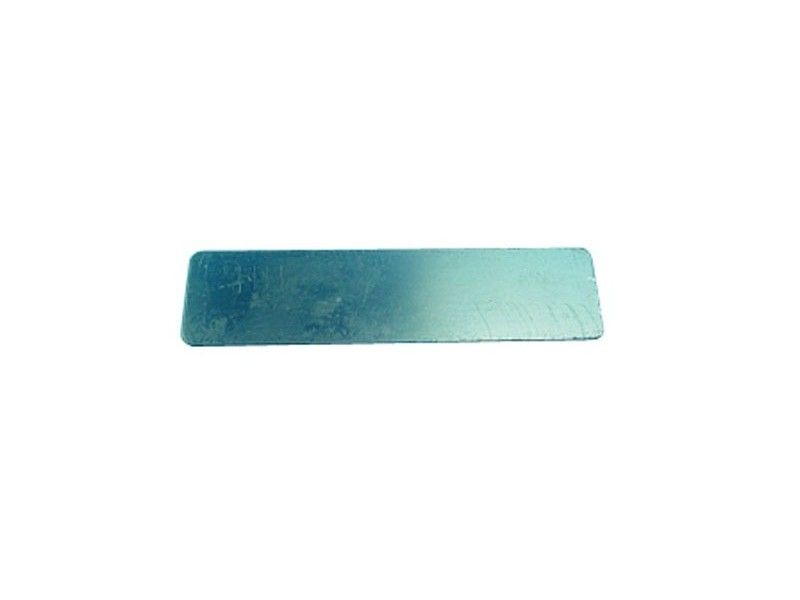 Couvercle de poignee inox pour lave vaisselle smeg - 063251550