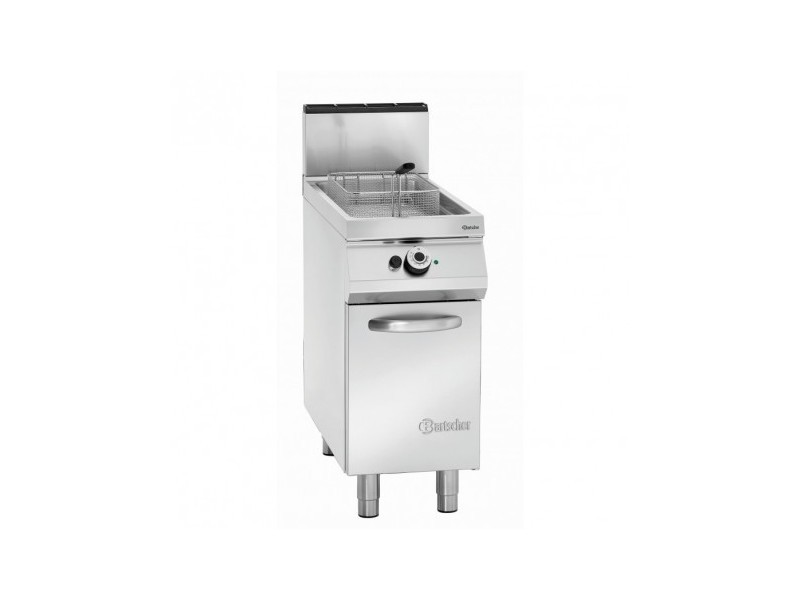 Friteuse à gaz pro - 20 litres 18,0 kw - bartscher - 900