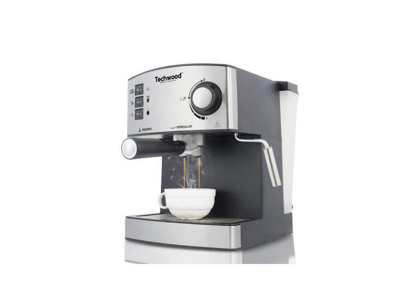 Tca-150ex machine a expresso ? 850w ? 15 bars ? 1.6 l TECTCA150EX