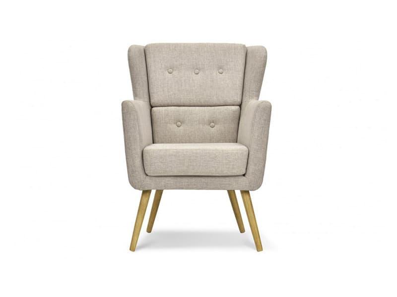 fauteuil scandinave lin naturel vente de tous les fauteuils conforama. Black Bedroom Furniture Sets. Home Design Ideas
