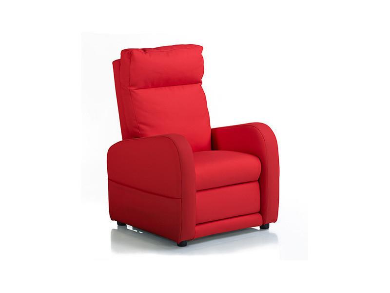 fauteuil releveur 3 moteurs fidji filaire simili vente de ma literie conforama. Black Bedroom Furniture Sets. Home Design Ideas