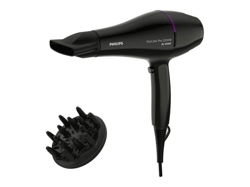 Admirable sèche cheveux philips bhd27400 2200w noir Vente