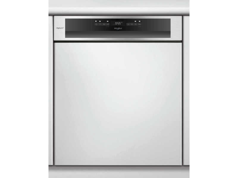 Lave-vaisselle encastrable whirlpool integrable 14 couverts 60cm a+++, wcbo3t133pfi
