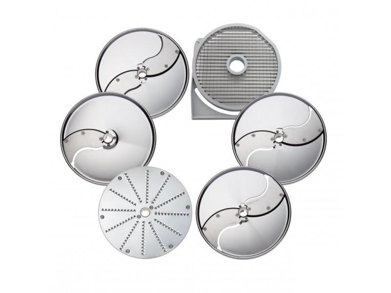 Pack gastronomie 6 disques inox - dito sama