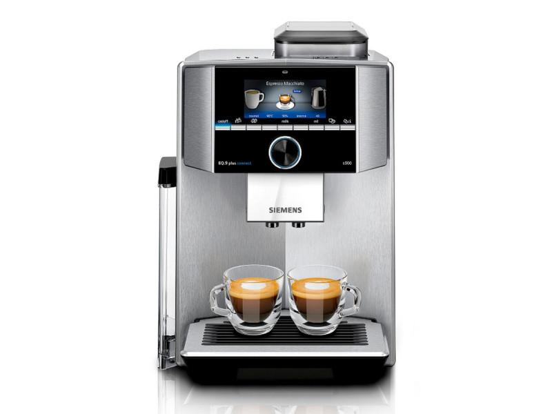 Robot café 19 bars inox - ti9553x1rw ti9553x1rw